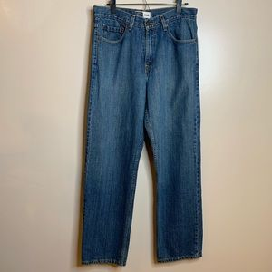 Levi's Relaxed Fit Denim Blue Jeans